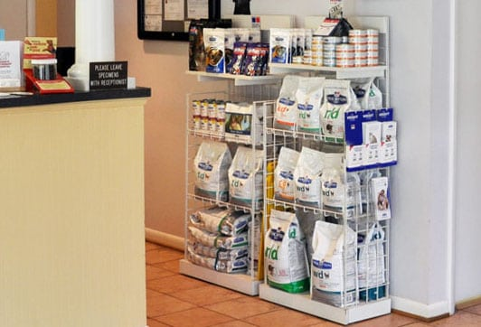Pet food supplies: Veterinary Photos in Arnold
